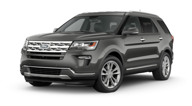 New Ford 2019 Ford Explorer Limited SUV in Meridian, MS